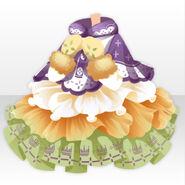 (Tops) Snow Drop Princess Dress ver.A yellow