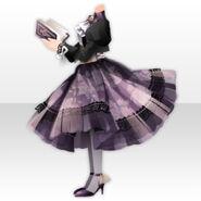(Tops) La Clarte Ladylike Style ver.A purple