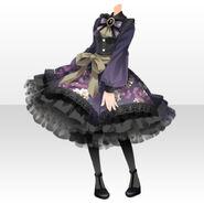 (Tops) La Clarte Little Girl Style ver.A purple
