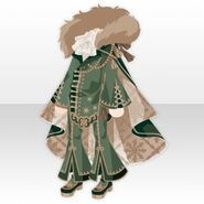 (Tops) Snow Land Prince Style ver.A green