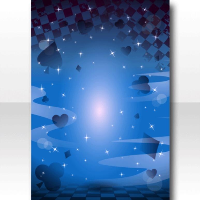 Wallpaper Profile Phantom Glow VerA Blue
