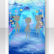 (Show Items) Aquarium Dome Stage ver.1