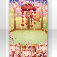 (Show Items) Peach Flower & Gorgeous Lantern Stage ver.1