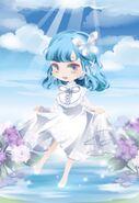 (Profile) Hydrangea in Shiny Rain (Remix)