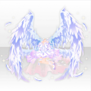 (Tops) Mysterious Goddess Wings and Dress ver.A blue