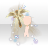 (Avatar Decor) Light comes from Sky ver.A yellow
