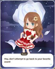 (Story) Dream Ballerina - End 8