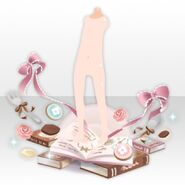 (Avatar Decor) Daydream World of Picture Book ver.A pink