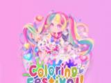 Coloring Festival!