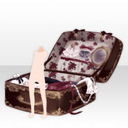 (Body Accessories) Epilogue Doll Suitcase ver.A brown