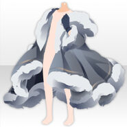 (Body Accessories) Meraviglioso Fur Coat ver.A blue