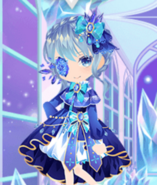 (Characters) Jewelry Princess 2020 - Jewelry Girl Blue
