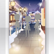 (Show Items) Taisho Roman Winter Spa Town Stage ver.1