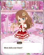 (Story) Dolls Tea Party - Start 4