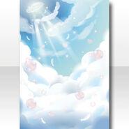 (Wallpaper Profile) Celestial Sky Wallpaper ver.A blue