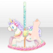 (Avatar Decor) Sugar Magical Unicorn ver.A white