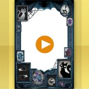 (Show Items) Halloween Horror Frame Decor1 ver.1