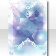 (Wallpaper Profile) Hydrangea Jewels Wallpaper ver.A blue