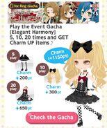 (Bonus) Music Festa - Elegant Harmony Limited Time Bonus