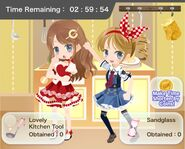 (CocoPPa Stars) Cooking - Coco and Elisa