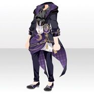 (Tops) Phantom Cool Sorcerer Style ver.A purple