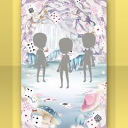 (Show Items) Tea Party Alice Wondering Into Stage ver.1