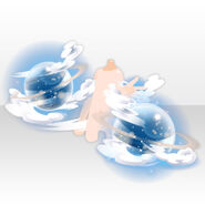 (Hand Accessories) Stars Holding Voiceless Poem ver.A blue