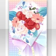 (Show Items) Rose Bouquet Stage ver.1