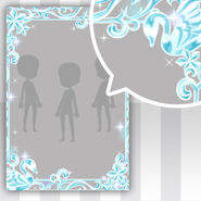 (Show Items) Starry Skate Beautiful Princess Swan Decor2 ver.1