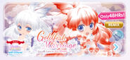 (Display) Goldfish Marriage