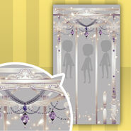 (Show Items) Captured Underworld Spirits in Prison Decor1 White ver.1
