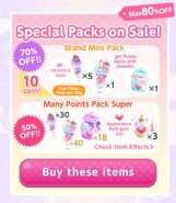 (Special Packs) Top Brand - 1