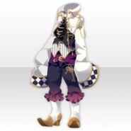 (Tops) Circus Boy Style ver.A white