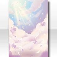 (Wallpaper Profile) Celestial Sky Wallpaper ver.A purple