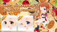(Banner) Love Love Pancakes - Promotion
