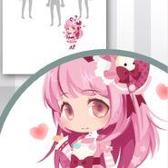 (Show Items) Lovely Mini Momo Decor2 ver.1