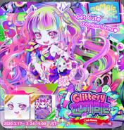 (Display) Glittery ZOMBIE - 1