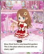 (Story) Dolls Tea Party - Start 1