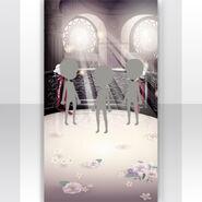 (Show Items) La Clarte Girls School Chapel Stage Purple ver.1
