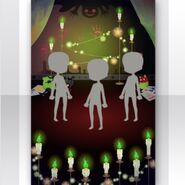 (Show Items) Possession Candlelight in Room Stage ver.1