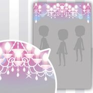 (Show Items) Sparkle Chandelier Decor1 ver.1