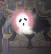 (Characters) Hollow Park - Ghost Pink