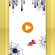 (Show Items) Woods with Creeping Spiders Decor2 ver.1