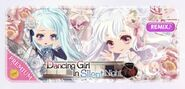 (Display) Dancing Girl in Silent Night (Remix 2)