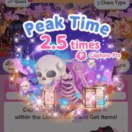 (Image) mononoke MARCH - Peak Time 2.5 times