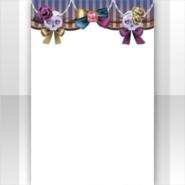 (Show Items) Dark Marine Skull Decor2 ver.1