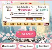 (Display) Lolita Paradise - Event Top