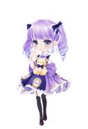 (Profile) Dolls Tea Party - 1st Half Hyper Limited Time Bonus