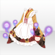 (Tops) Mononoke Maid with Souls Style ver.A brown