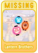 (Characters) Mononoke MARCH - Lantern Brothers